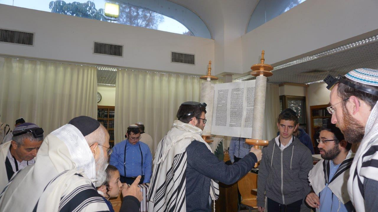New Video: Shevat Highlights