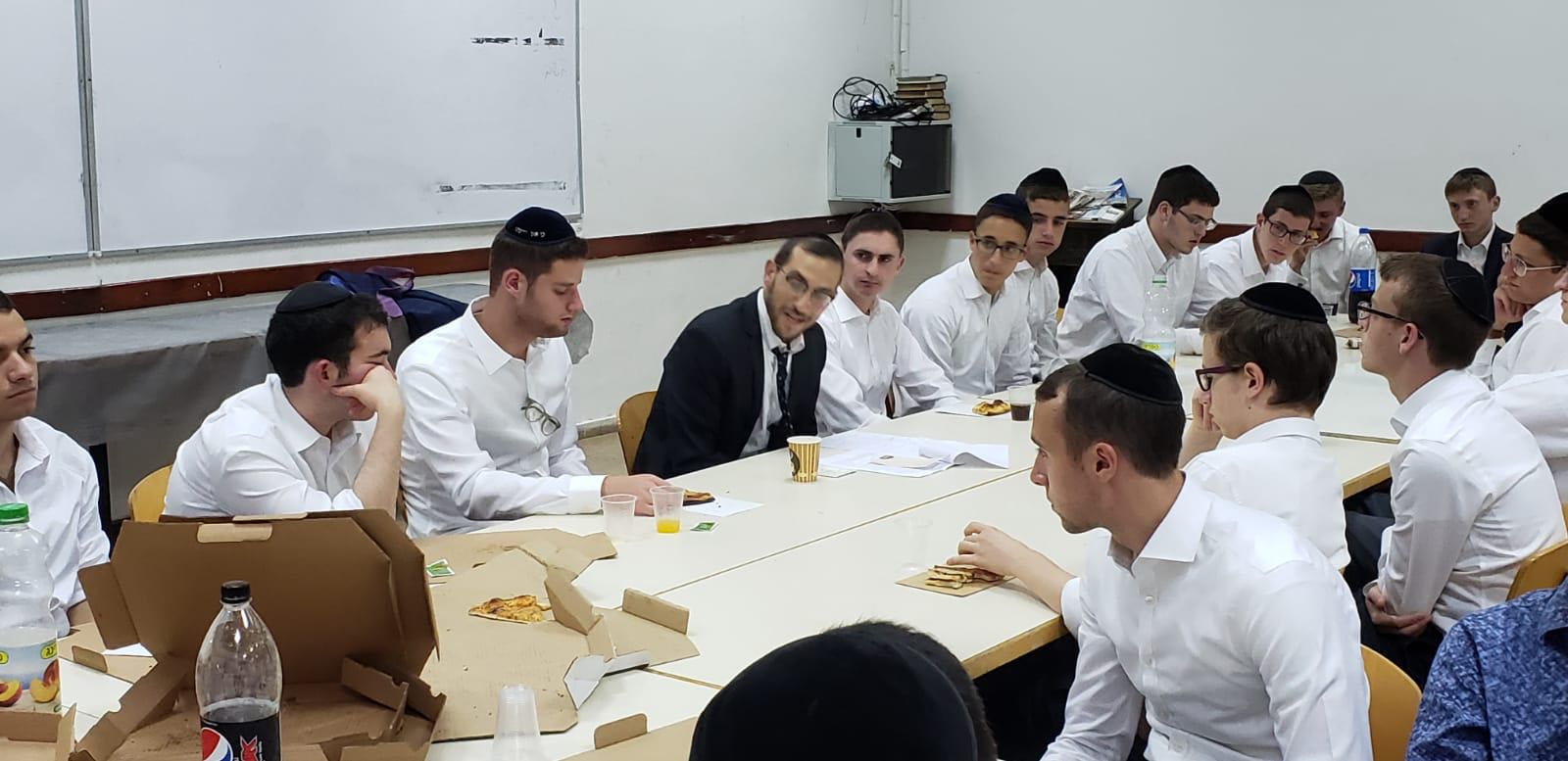 Special Melave Malka with Rabbi Rosner