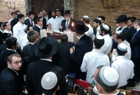 Rav Schachter at KBY
