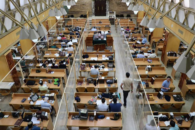 Beit Midrash Reopens